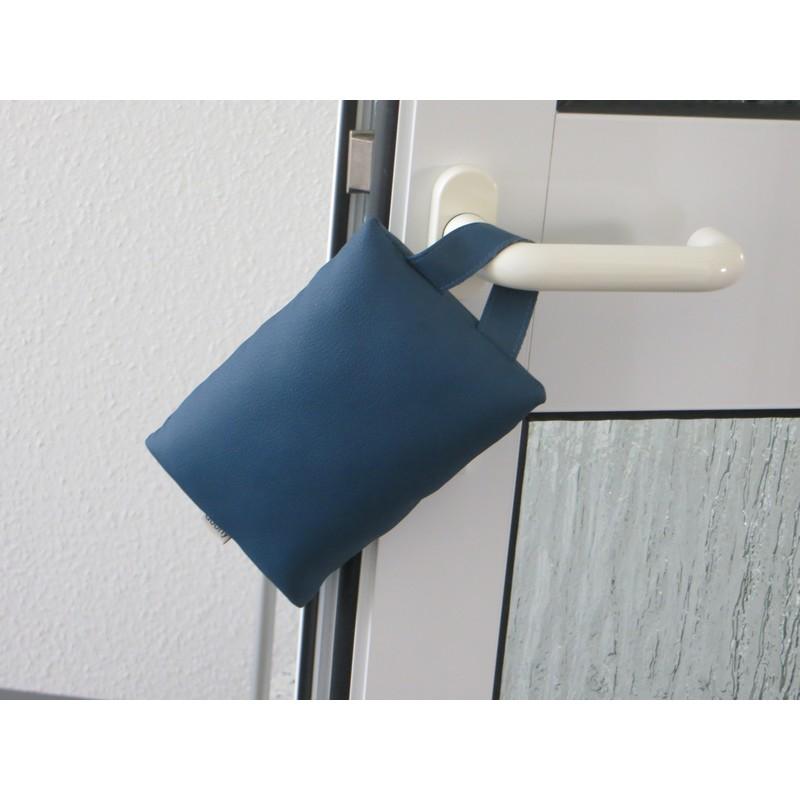 Türstopper Meerblau