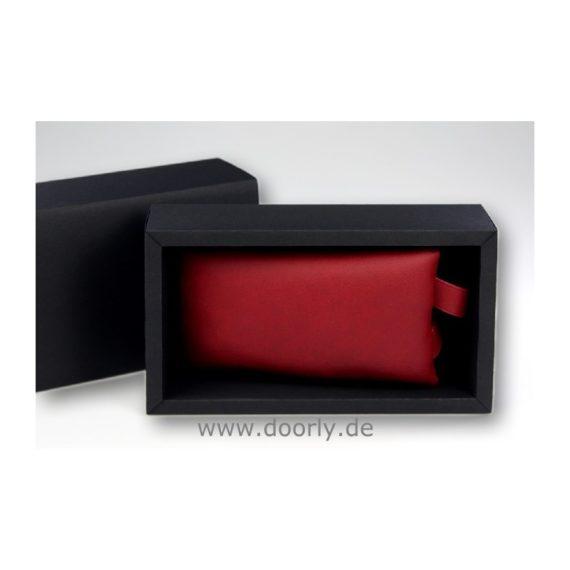Türstopper XXL Geschenkbox, Schwarz