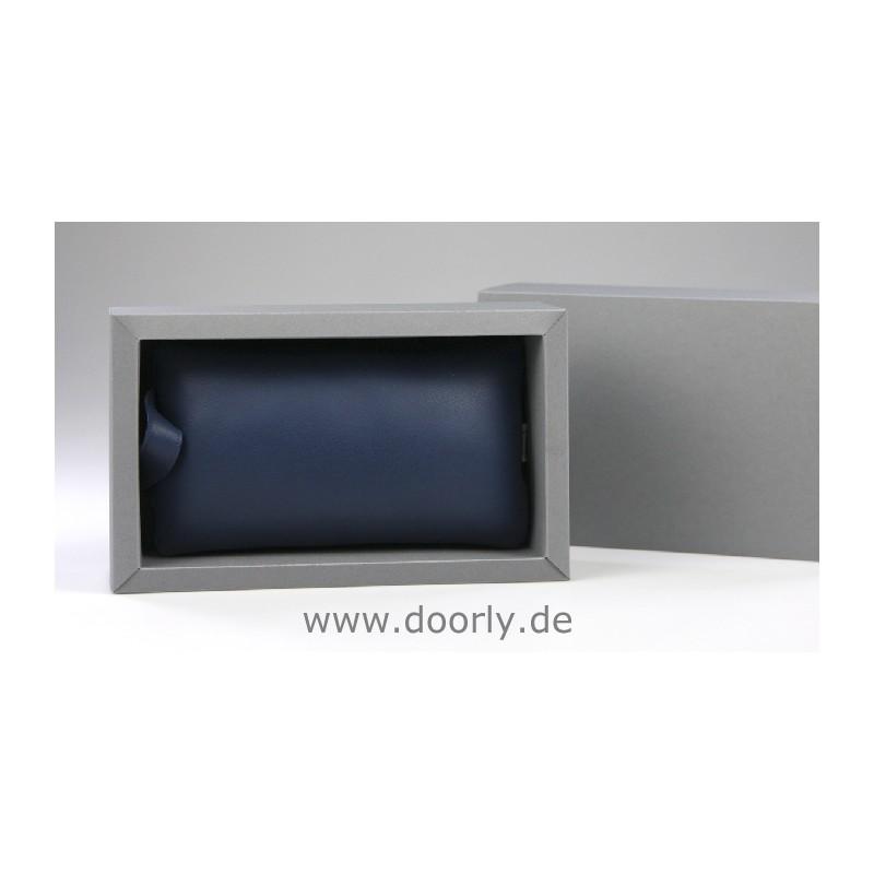 Türstopper Geschenkbox, Grau