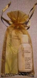 Lederpflege bei doorly Woly Creme Essentielle 50 ml Geschenkbeutel