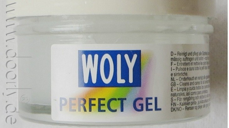 Woly Perfect Gel, Glasdose 50 ml